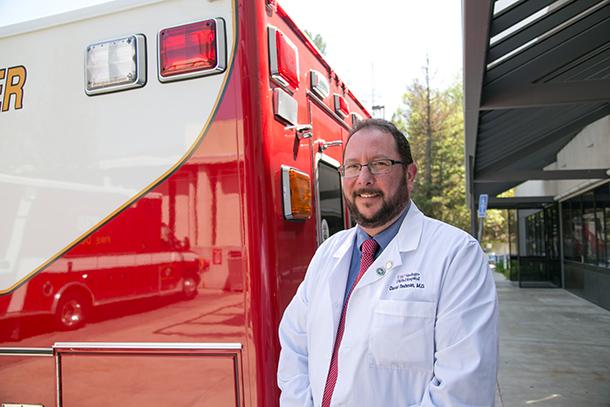 David Tashman MD Medical Director USC Verdugo Hills Hospital Department of Family Medicine