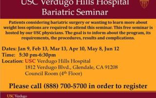 usc vhh bariatric seminar