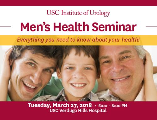 Men's Health Seminar