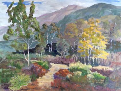 Eaton Canyon by Rosina Maize