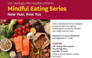 Mindful Eating Series 2020